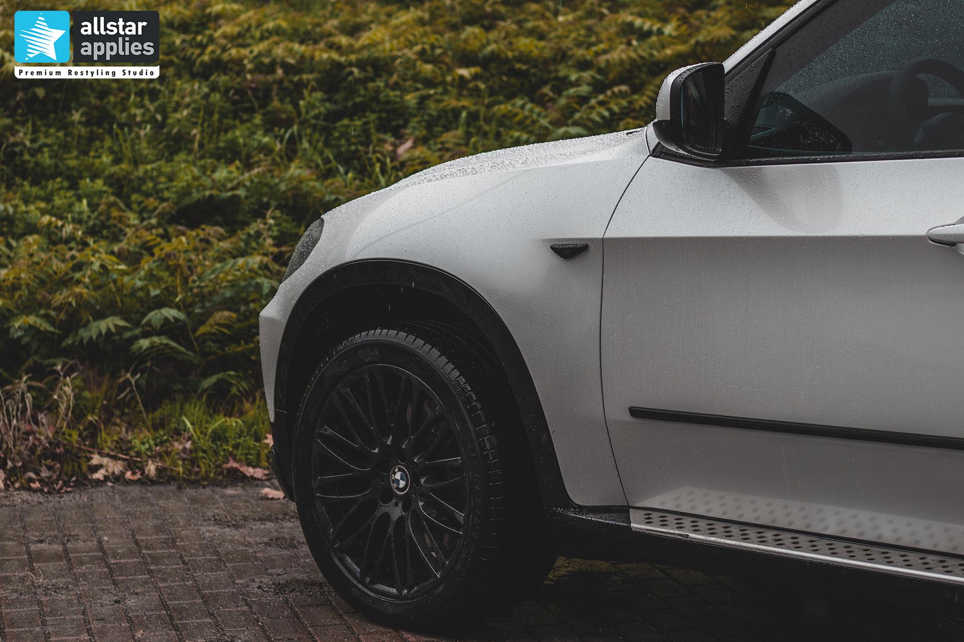 BMW X5 WHITE METALLIC 8