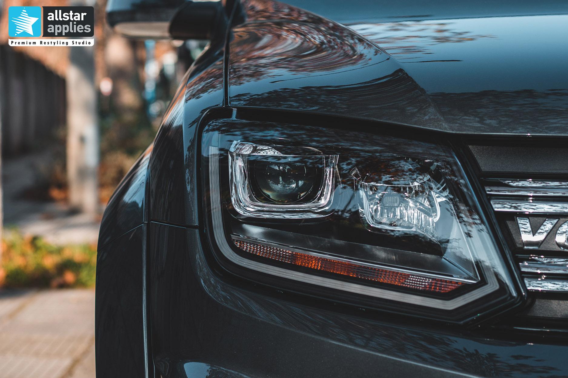 VW AMAROK PPF 13