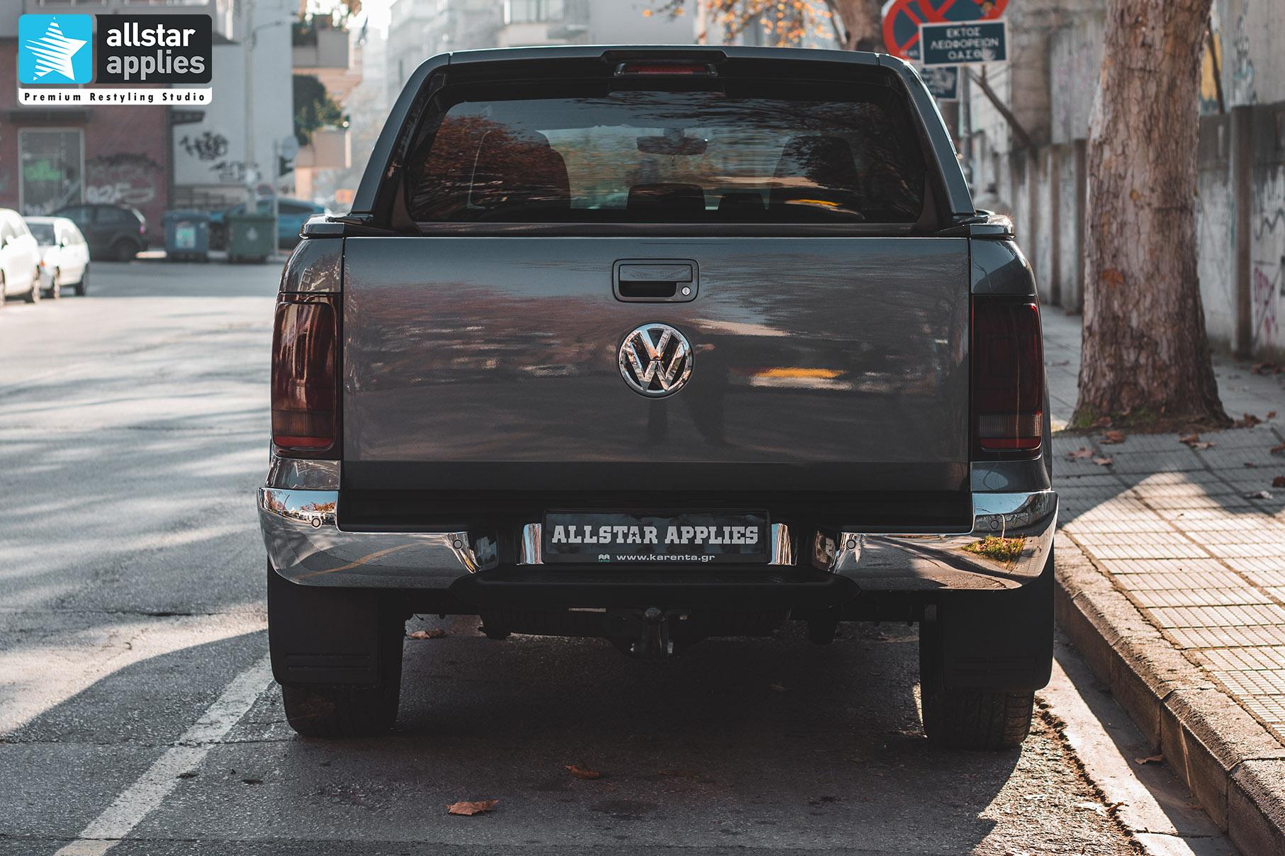 VW AMAROK PPF 15