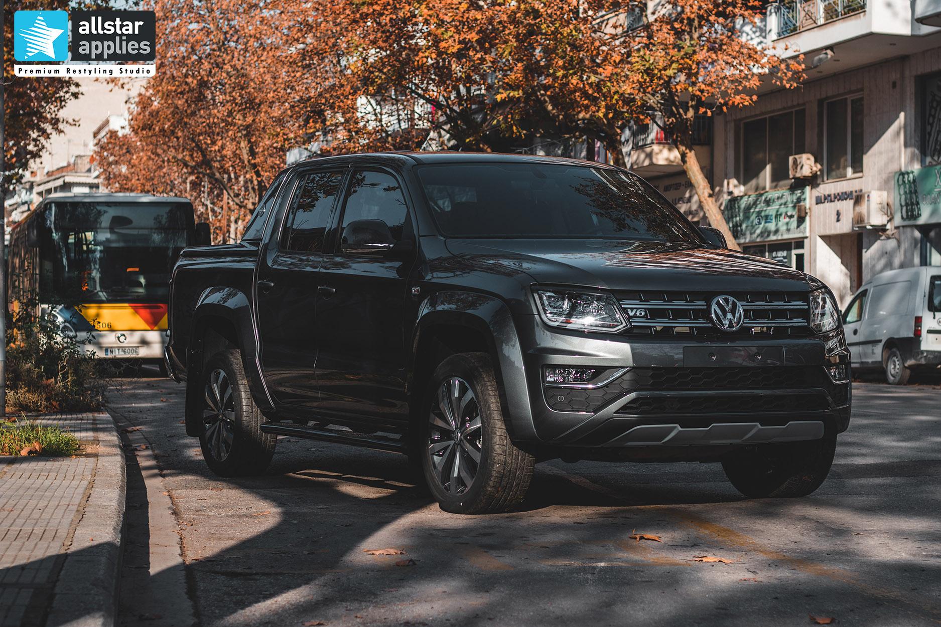 VW AMAROK PPF 19