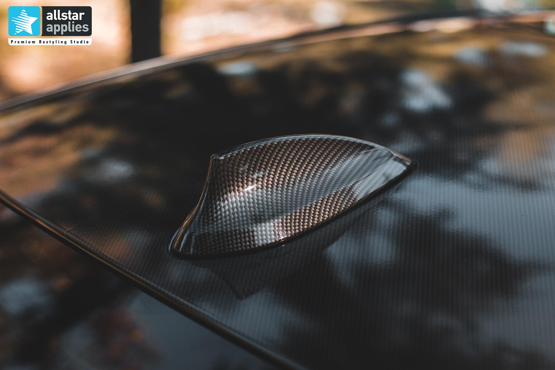 BMW 4 SERIES SATIN BLACK 16