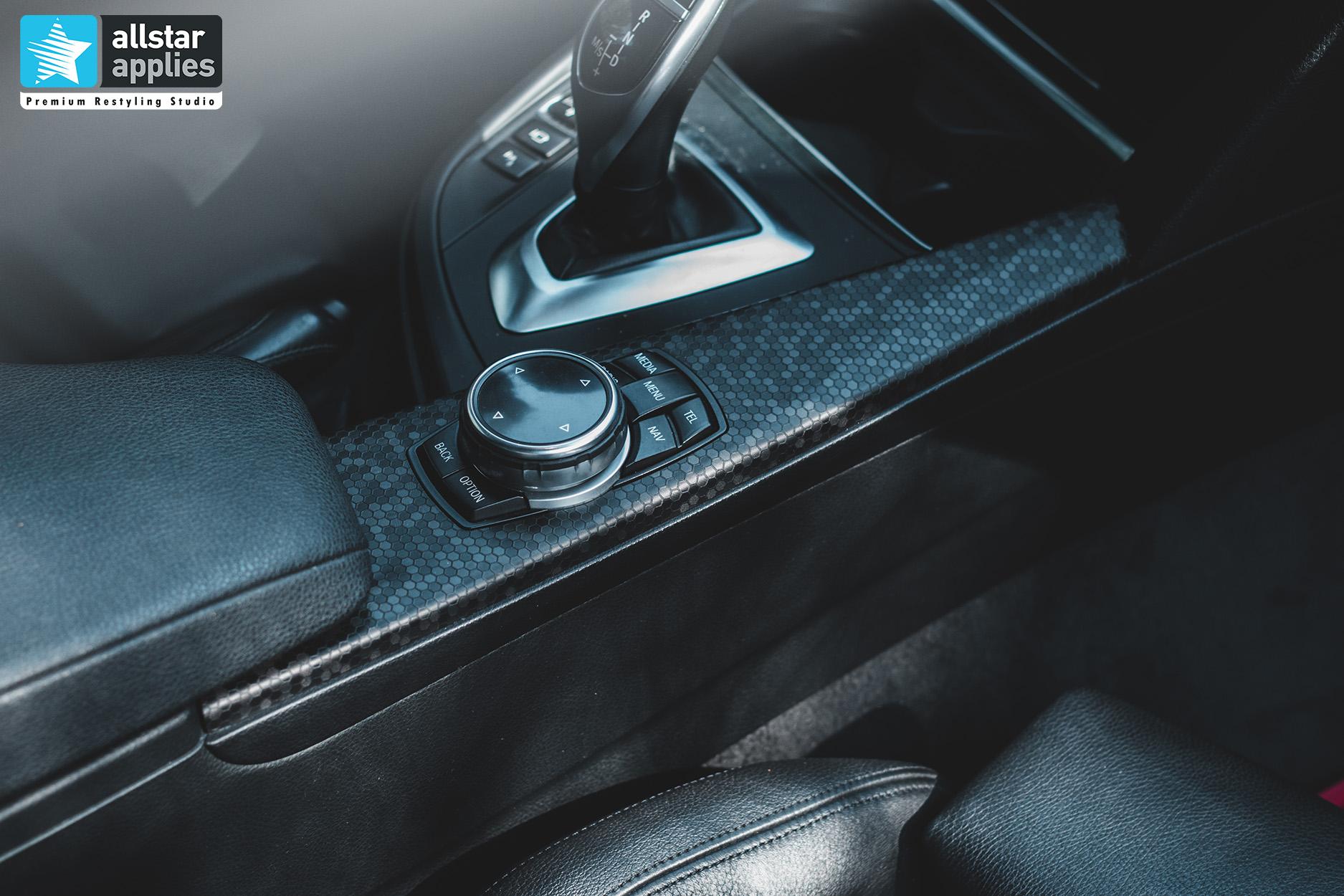 BMW 4 SERIES SATIN BLACK 20