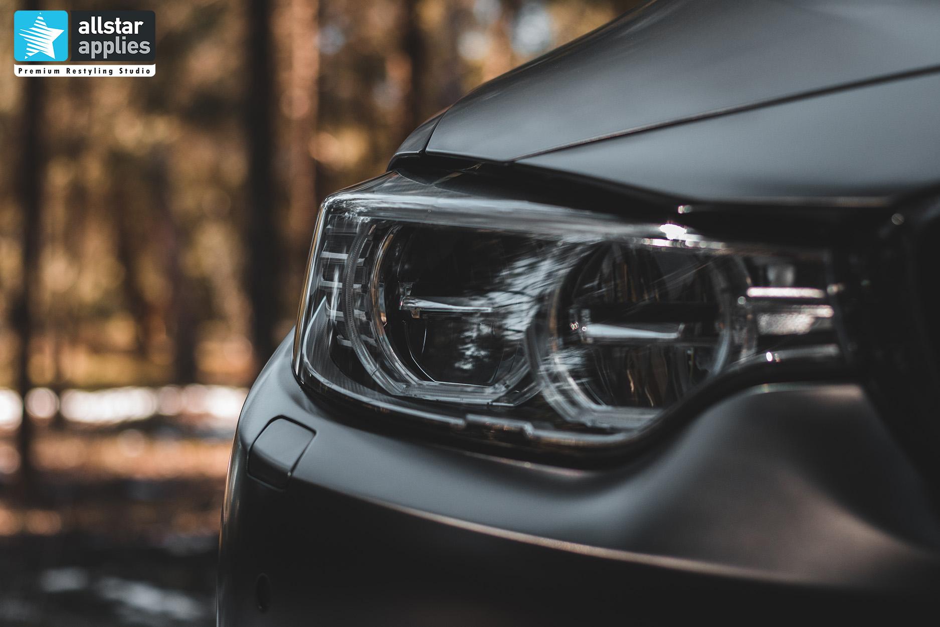 BMW 4 SERIES SATIN BLACK 28