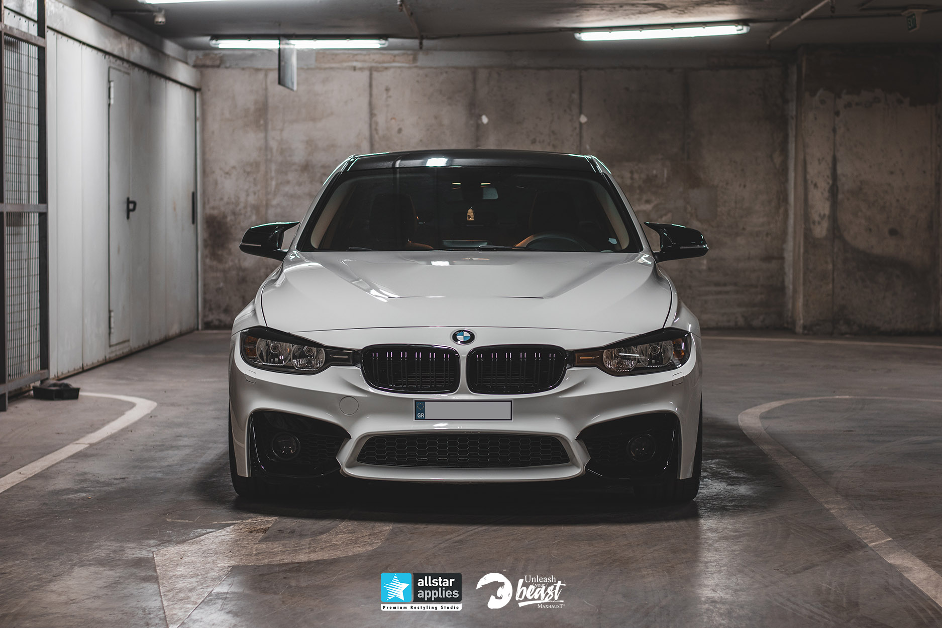 BMW 3 SERIES MAXHAUST 7
