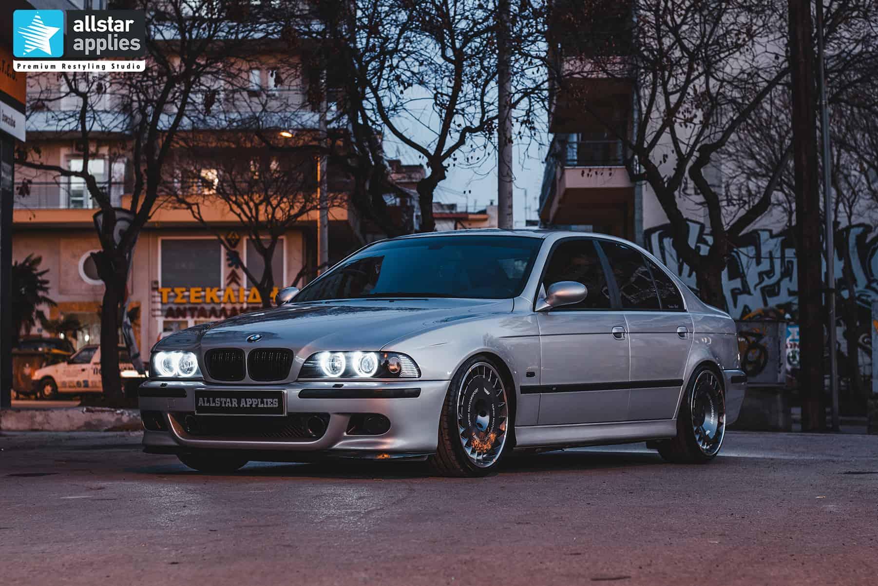 BMW E39 ISPIRI CSRD TF 2