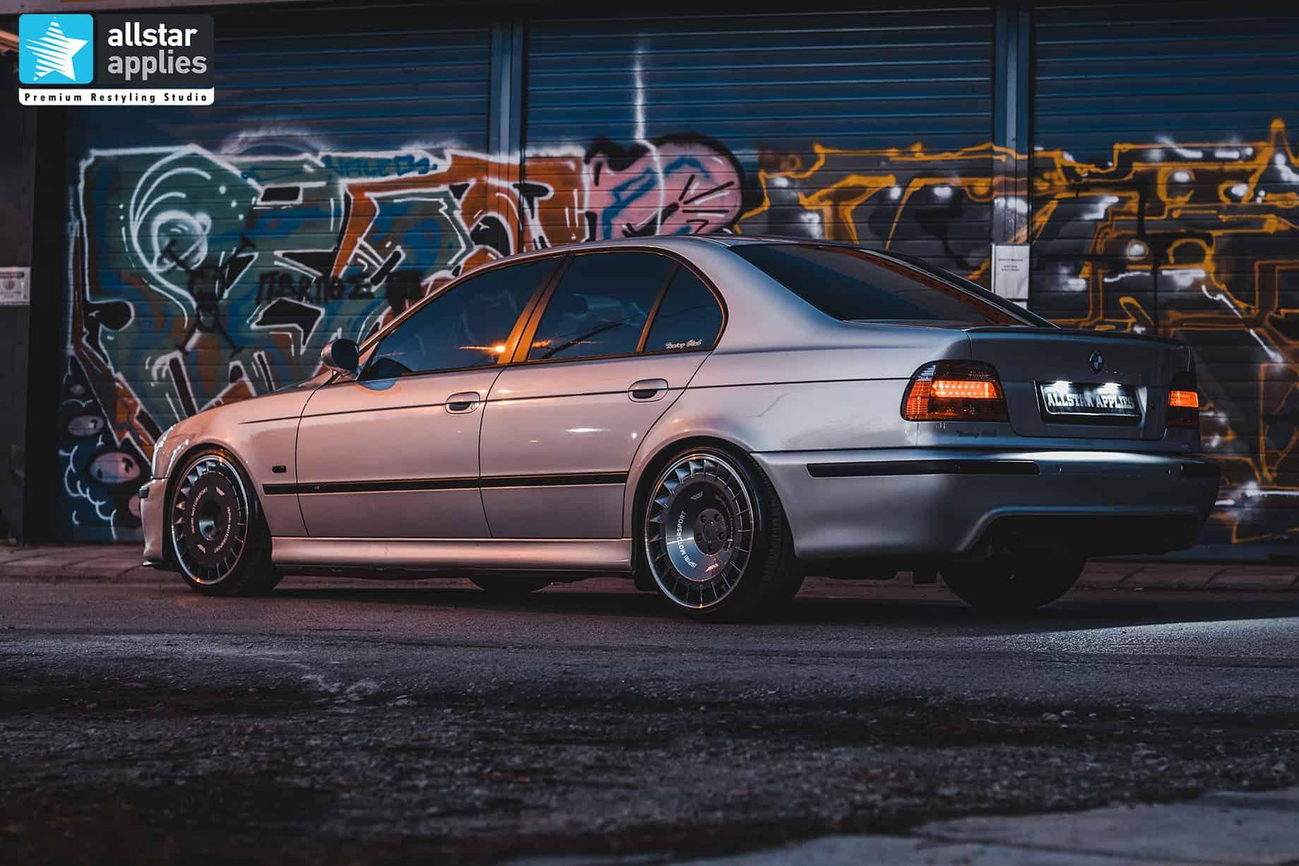 BMW E39 ISPIRI CSRD TF 6