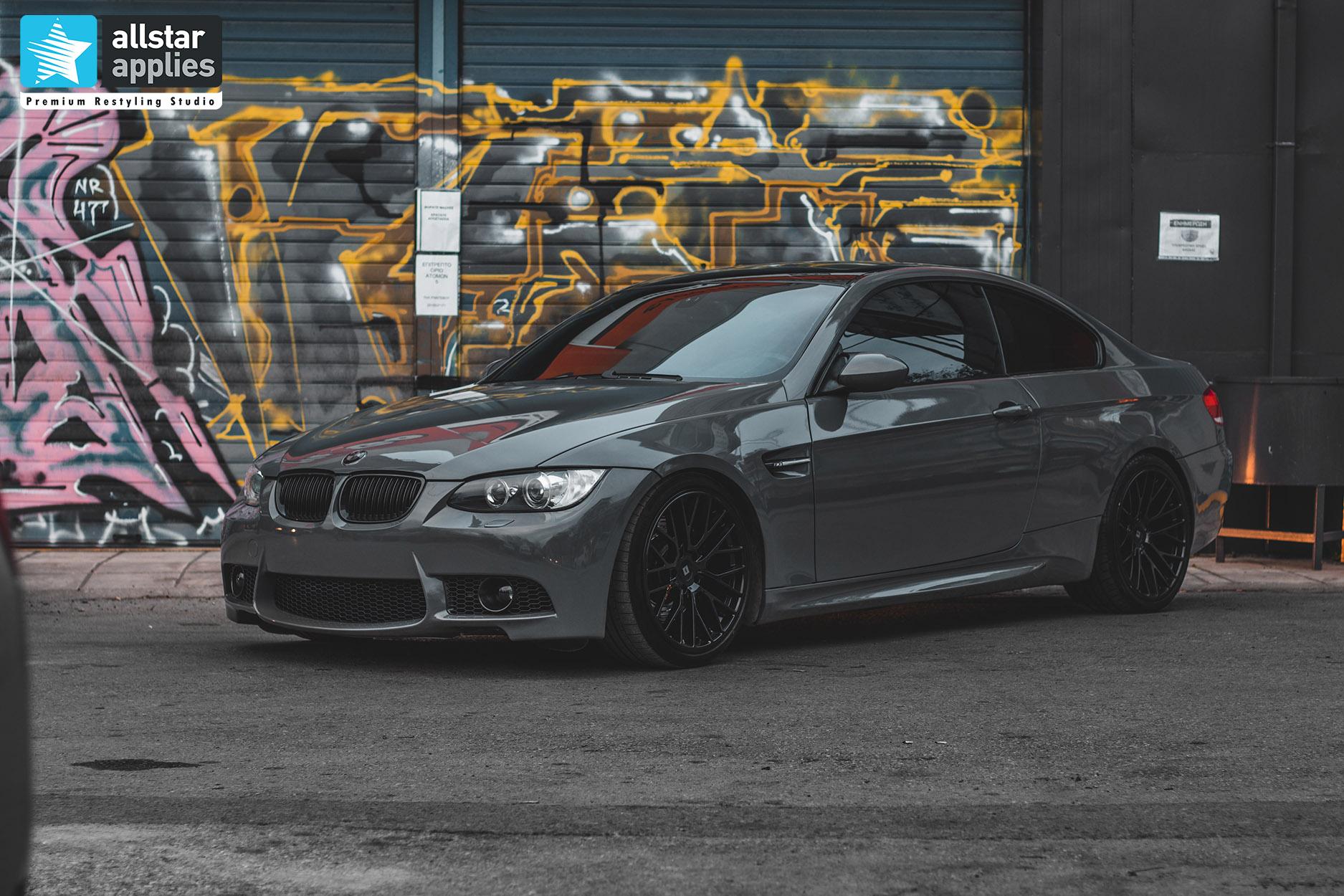 BMW E92 NARDO GRAY 14