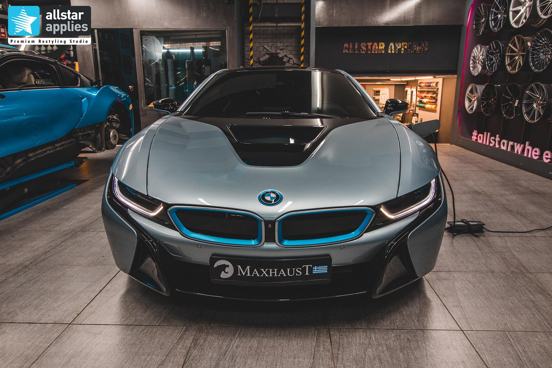 BMW I8 PPF 1
