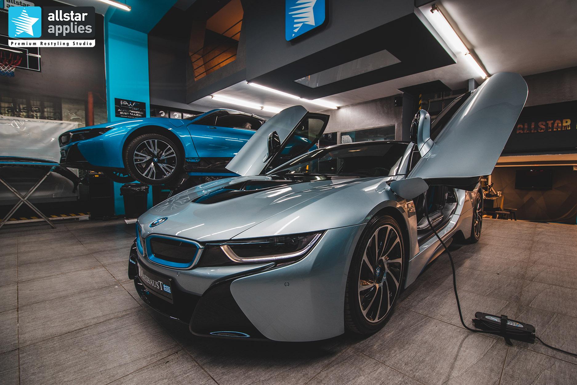 BMW I8 PPF 17