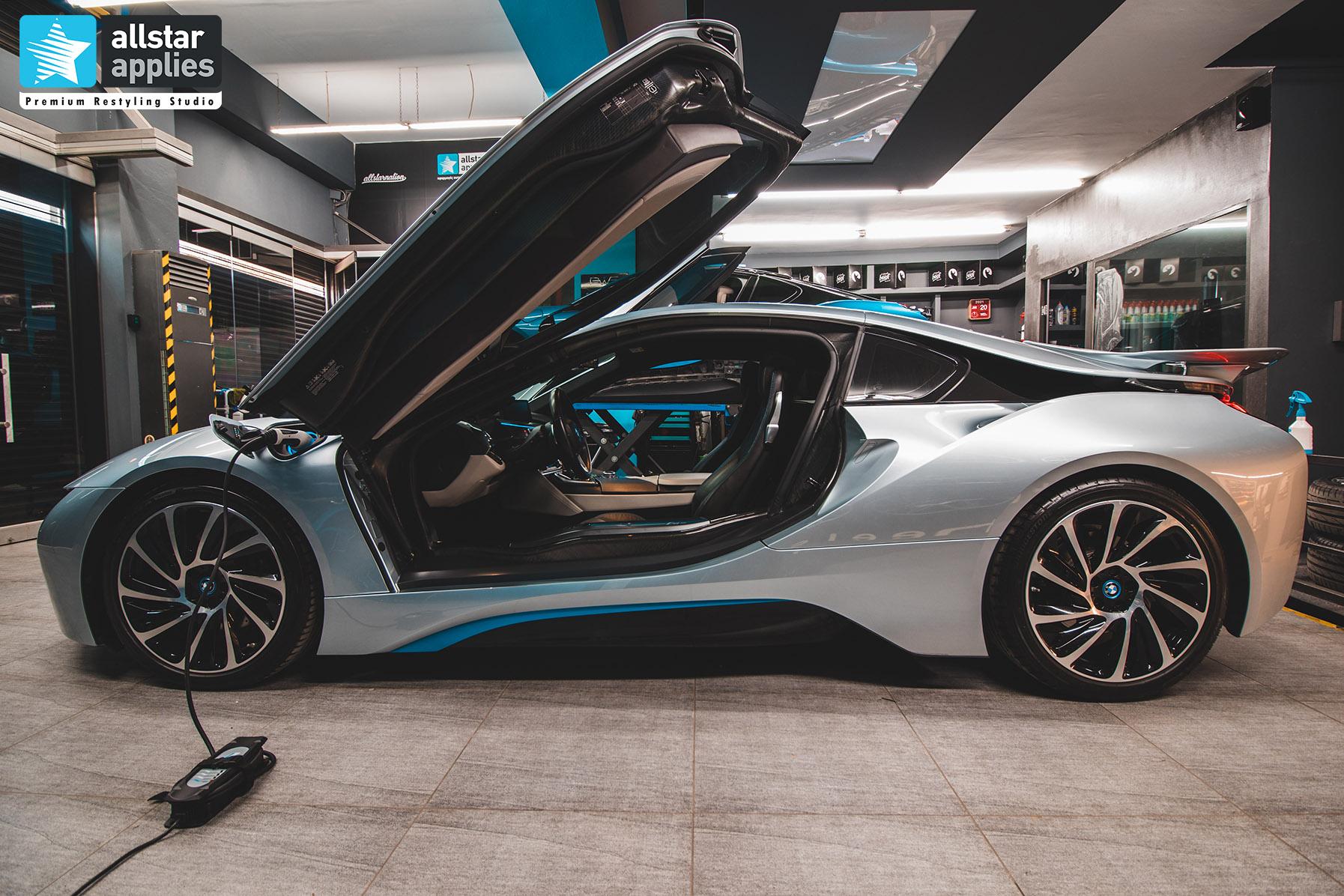 BMW I8 PPF 18