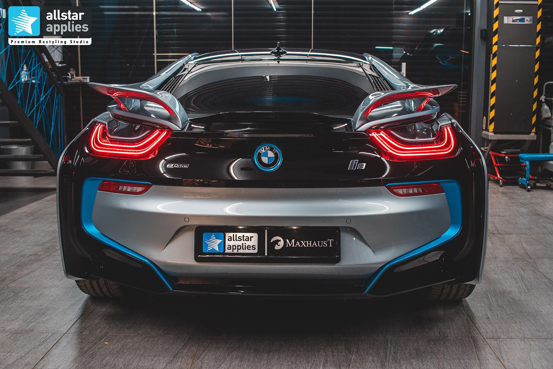 BMW I8 PPF 19