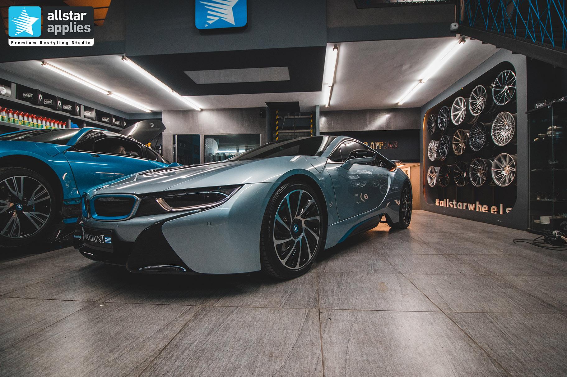 BMW I8 PPF 23