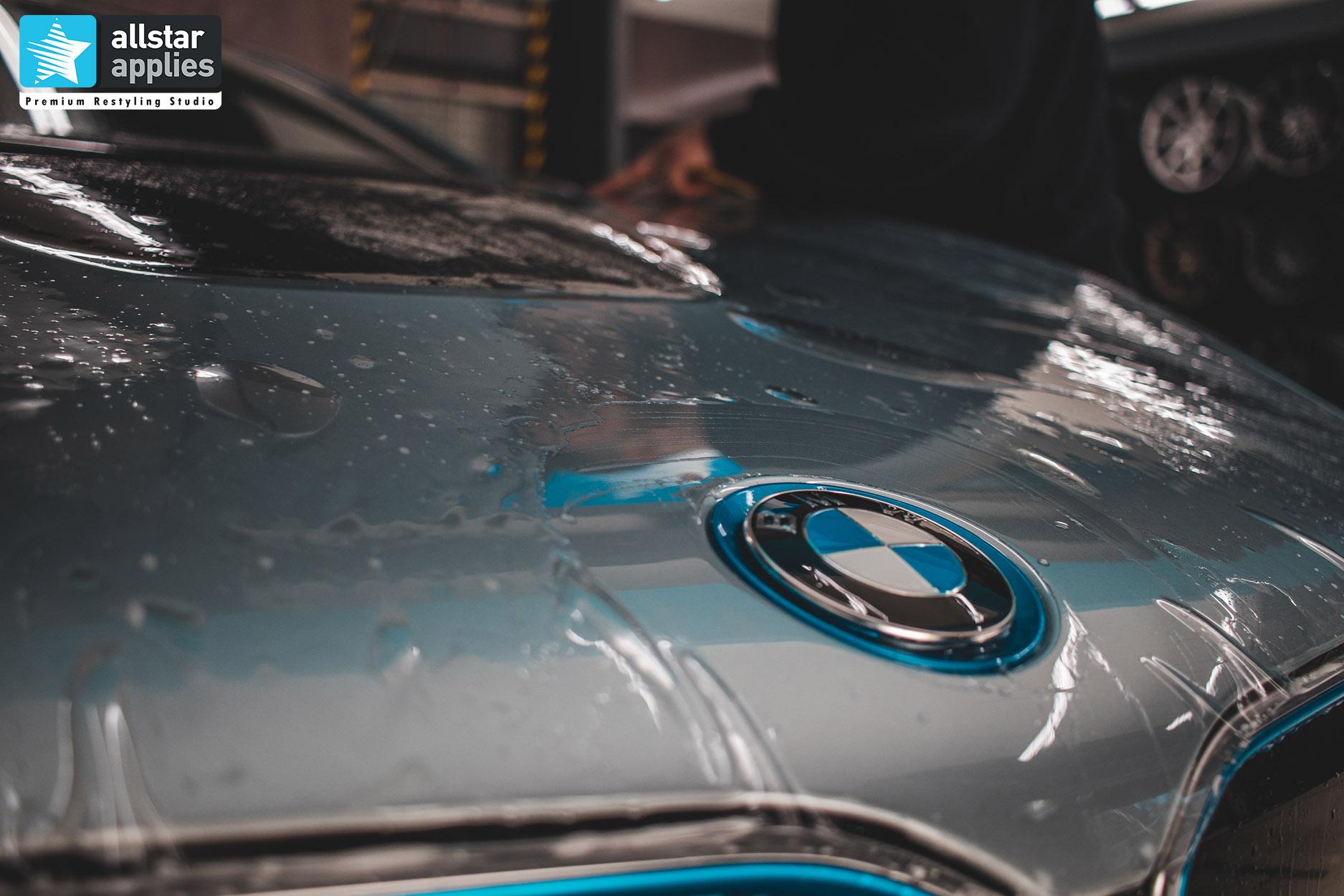 BMW I8 PPF 30