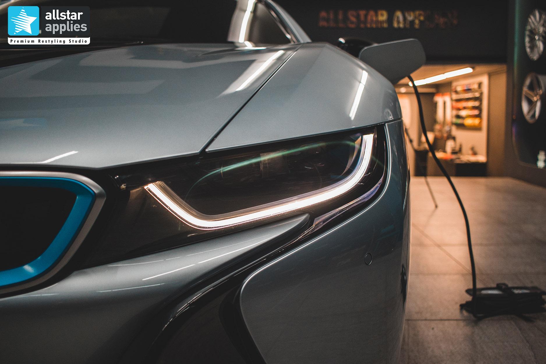 BMW I8 PPF 6