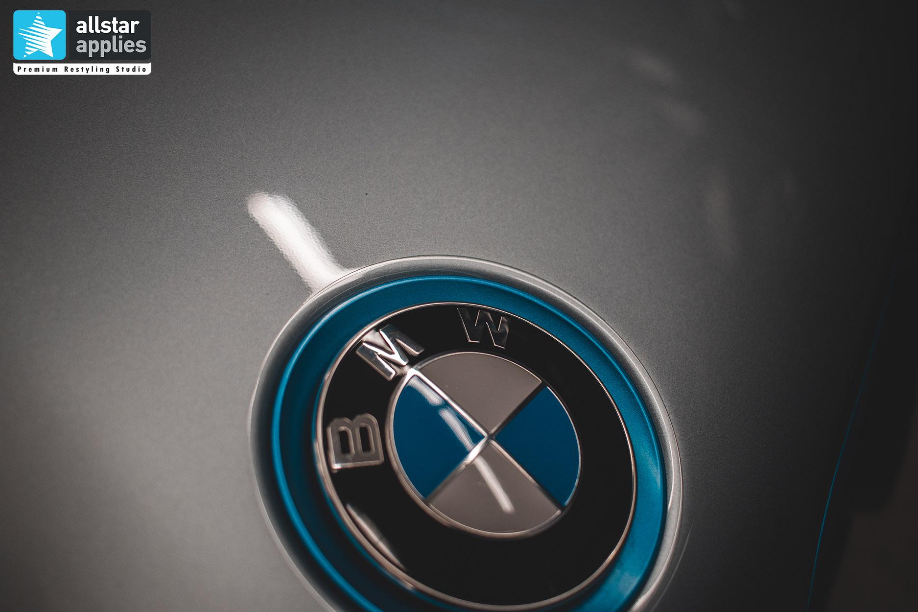 BMW I8 PPF 7