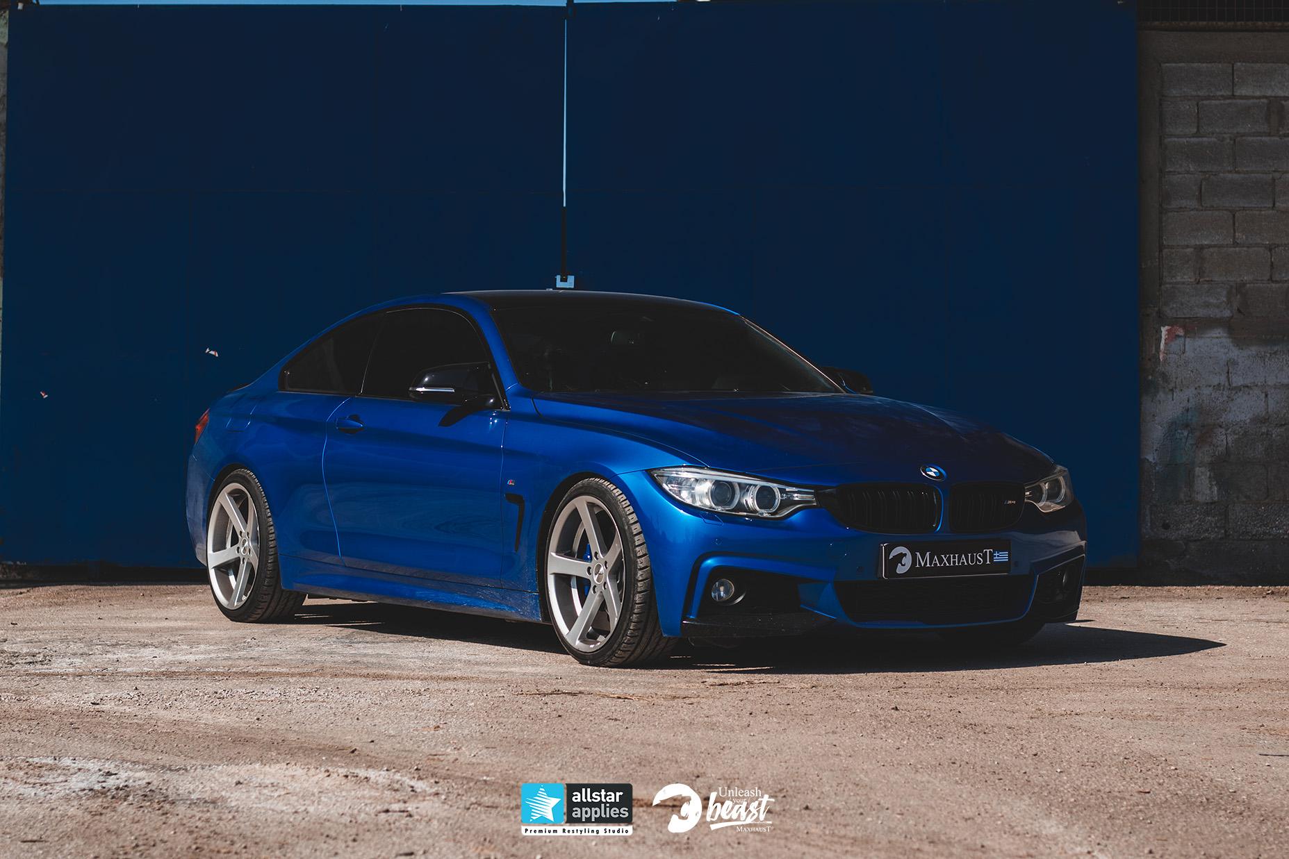 BMW MAXHAUST M4 2