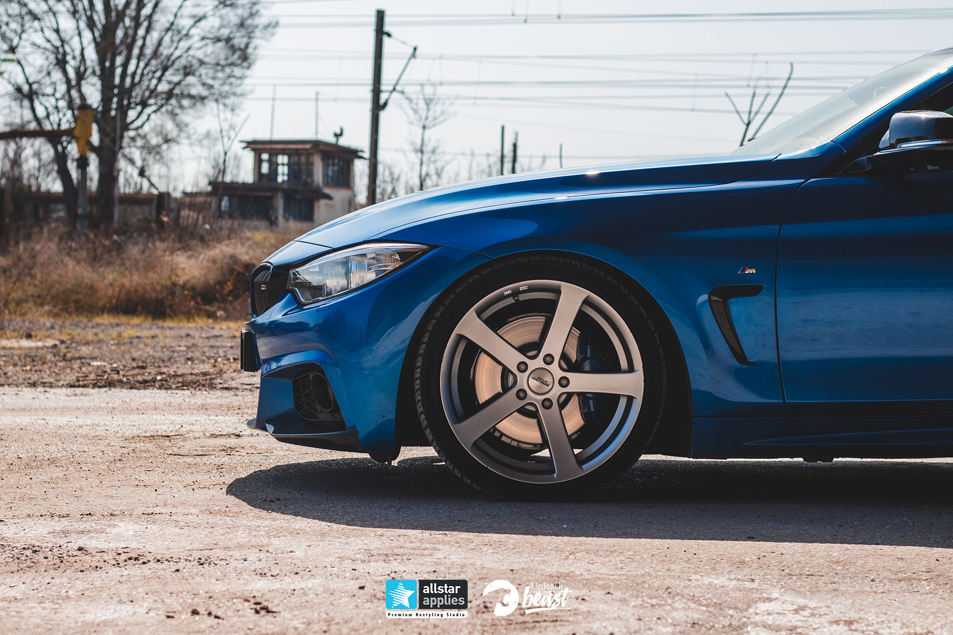 BMW MAXHAUST M4 5