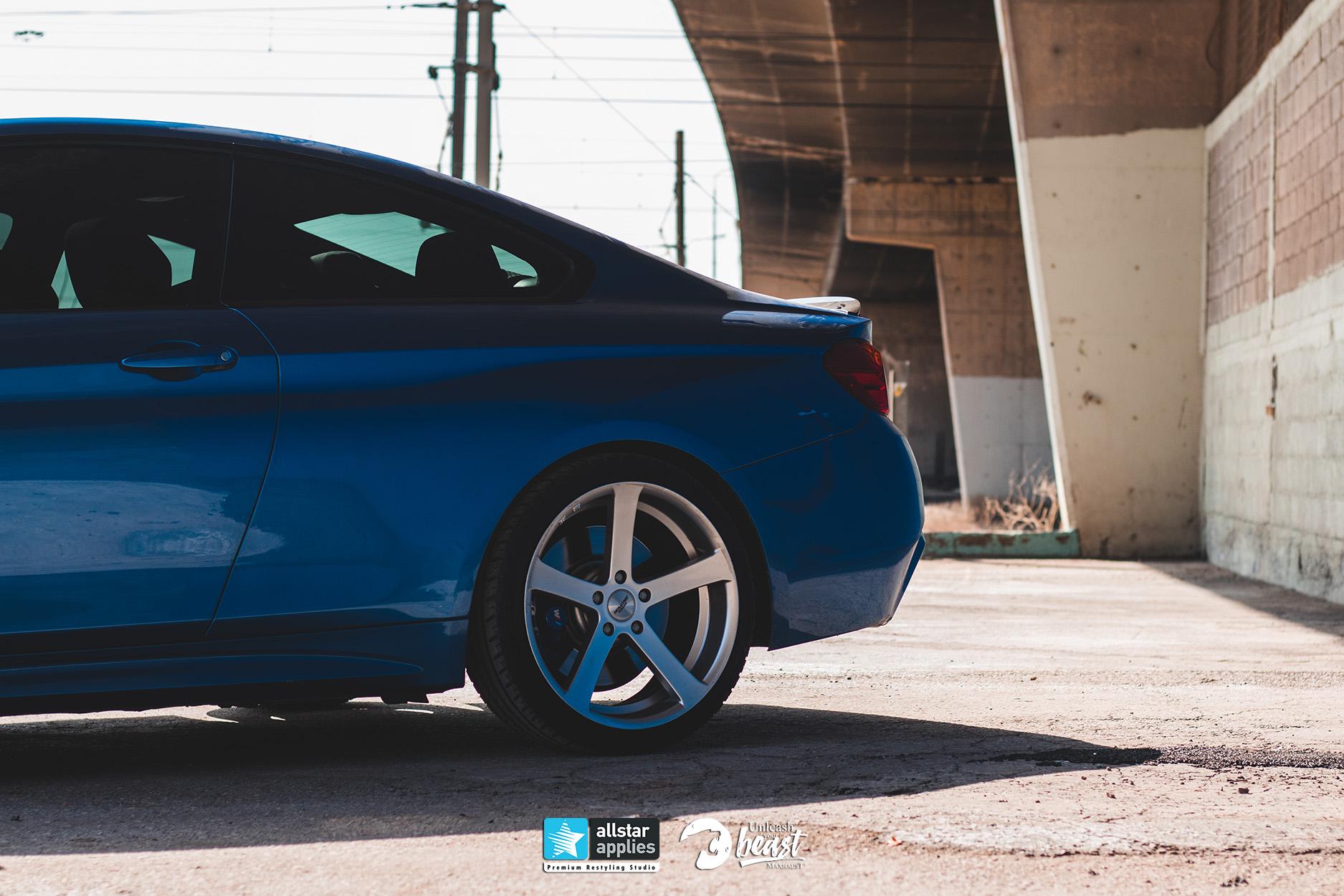 BMW MAXHAUST M4 6