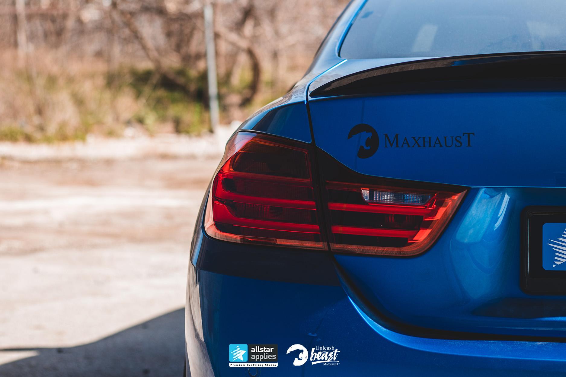 BMW MAXHAUST M4 7