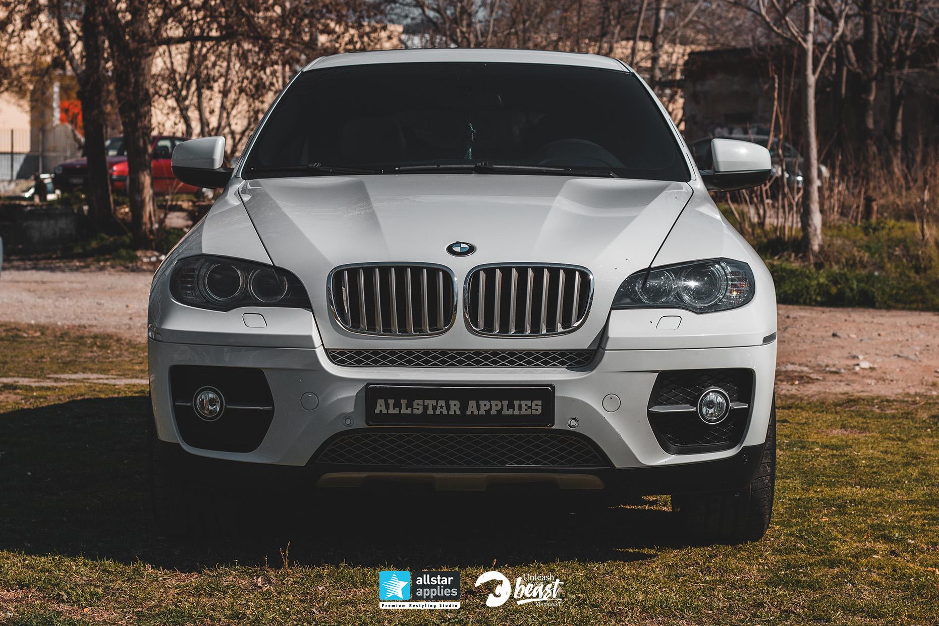 BMW X6 MAXHAUST 3
