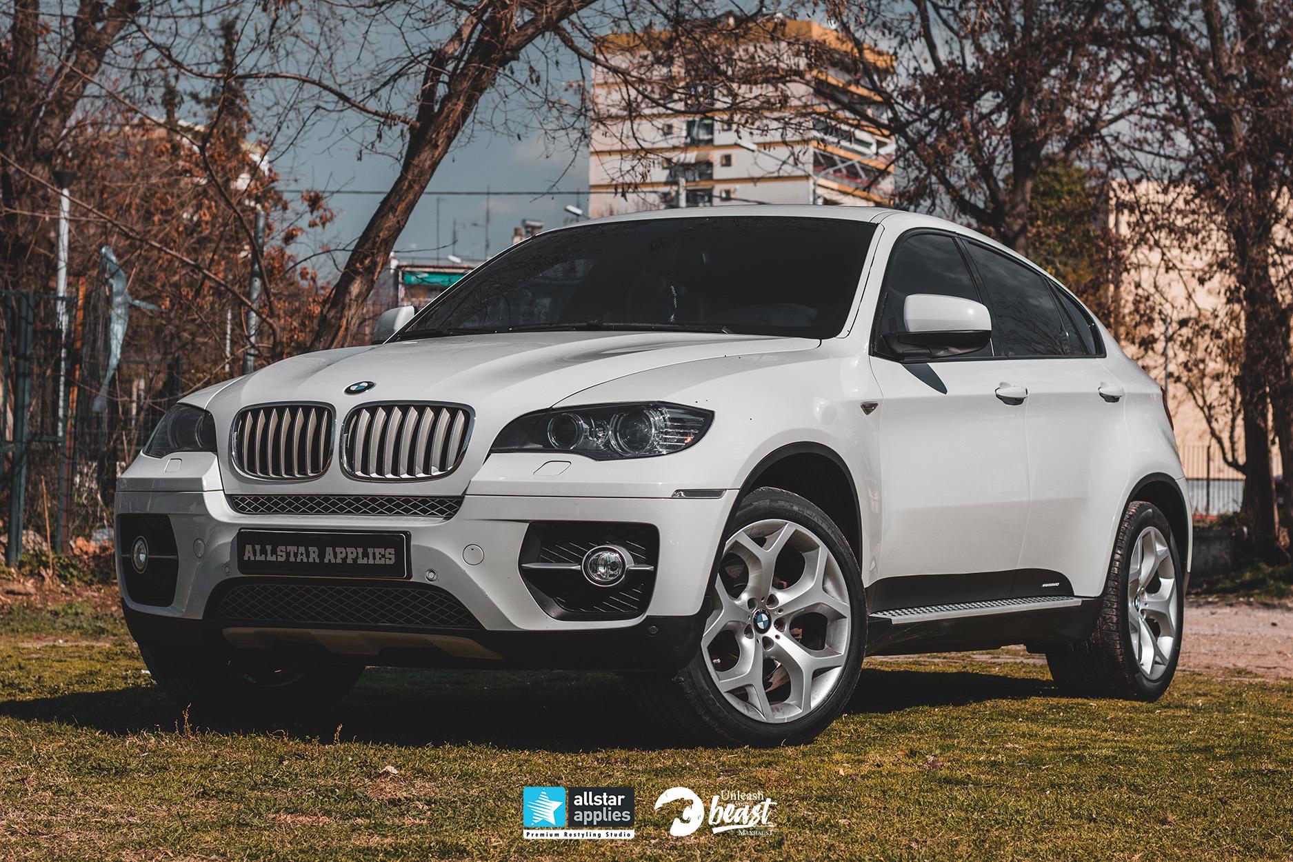 BMW X6 MAXHAUST 6