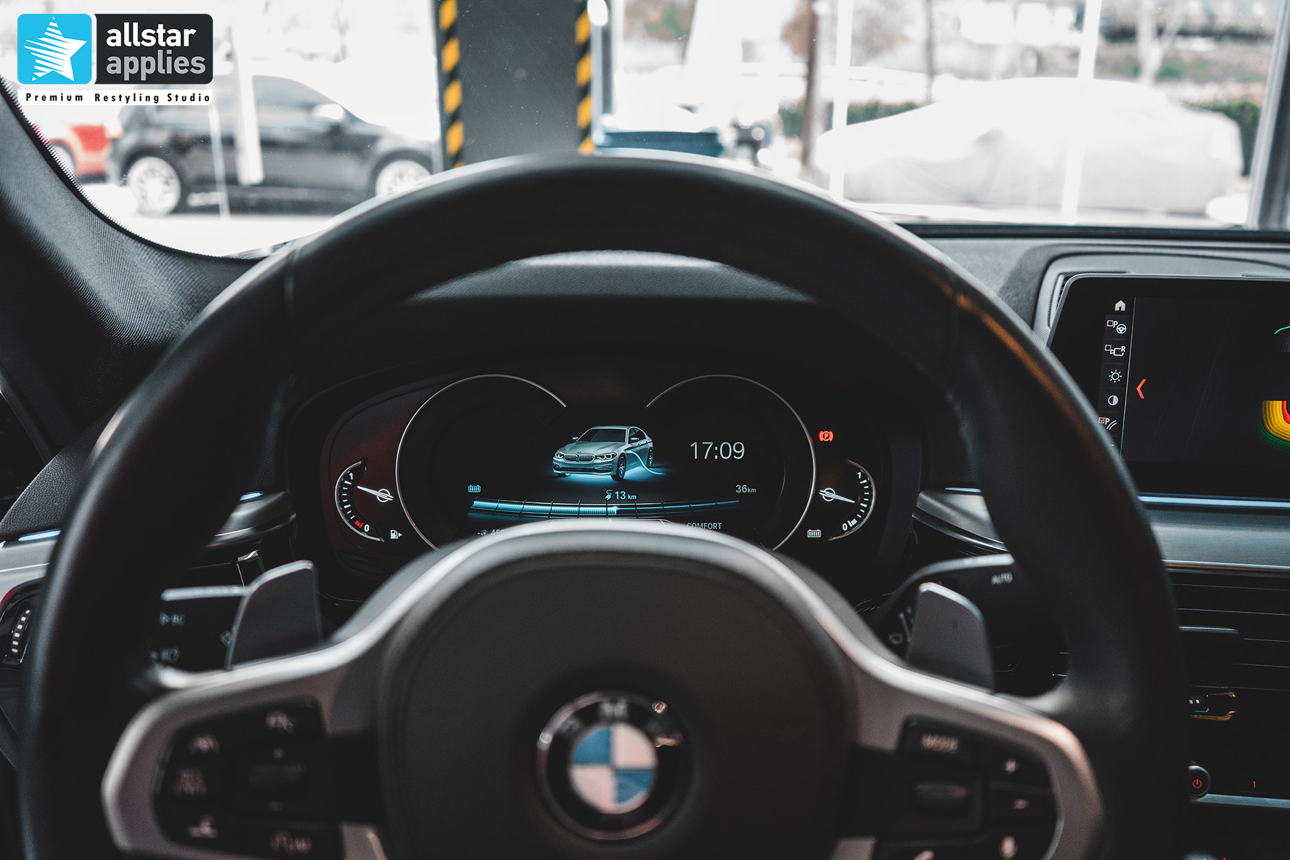 BMW 5 SERIES ALLSTAR FB 14