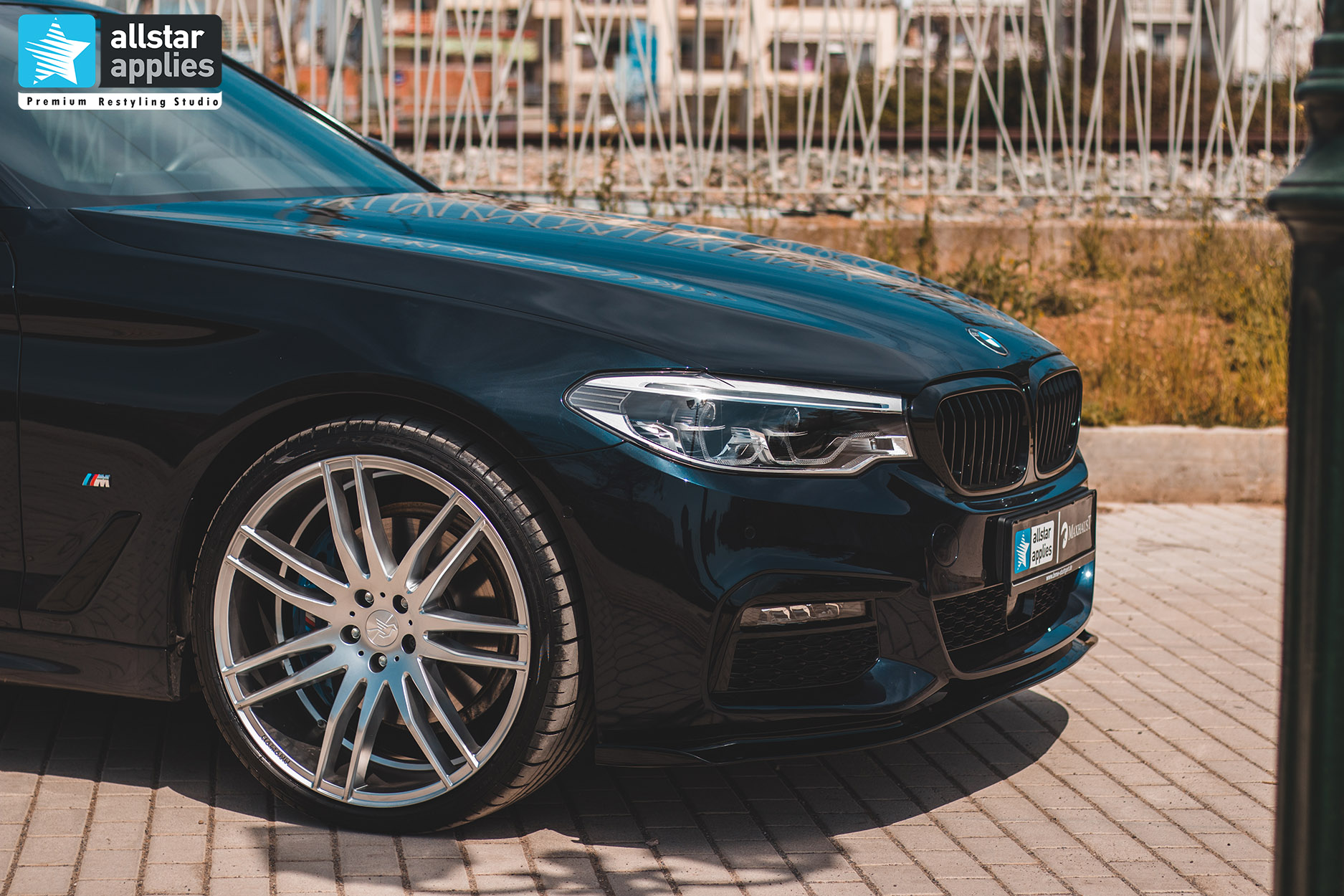 BMW 5 SERIES ALLSTAR FB 3