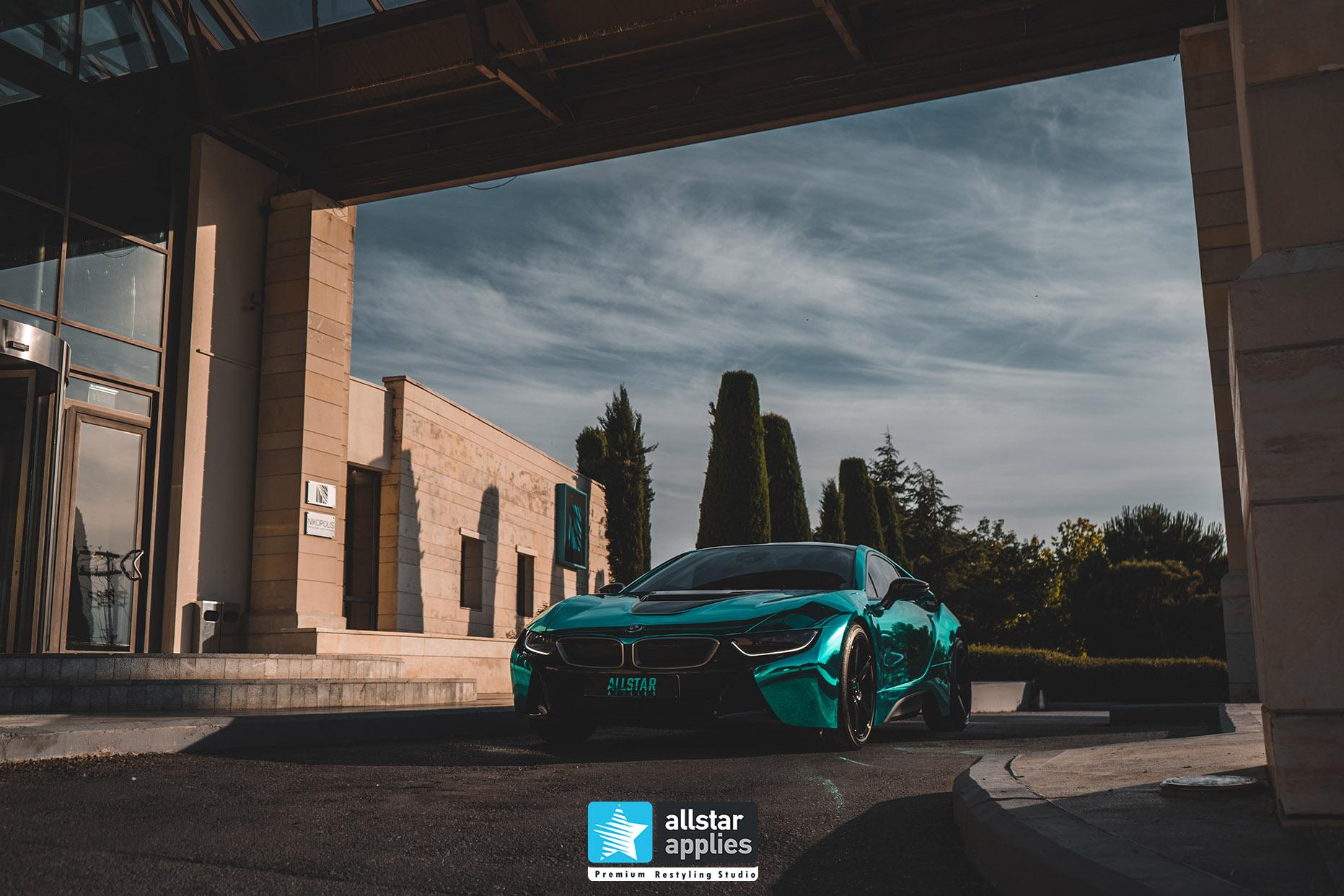 BMW CHROME PART 2 - 2
