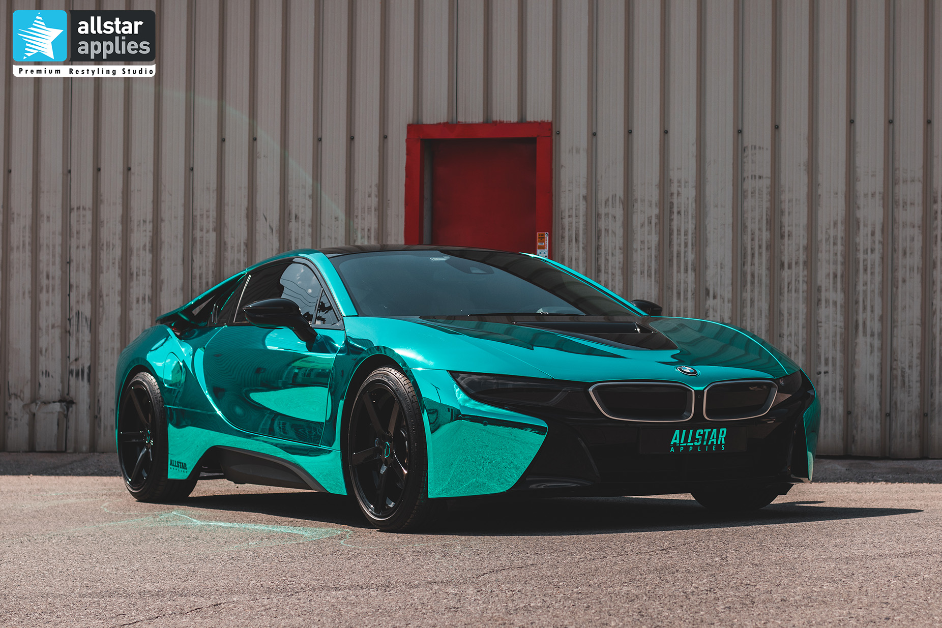 BMW i8 CHROME READY (20)