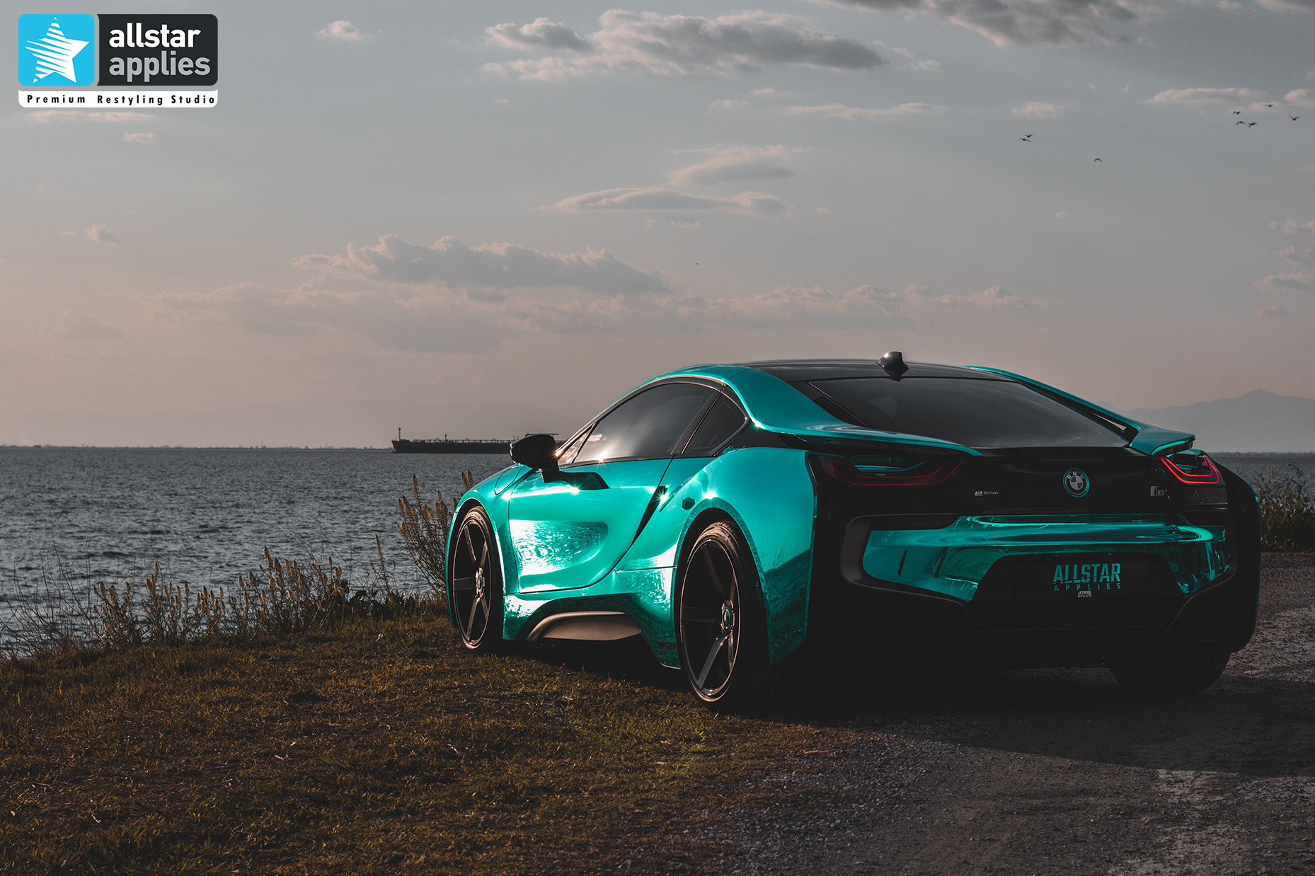 BMW i8 CHROME READY (65)