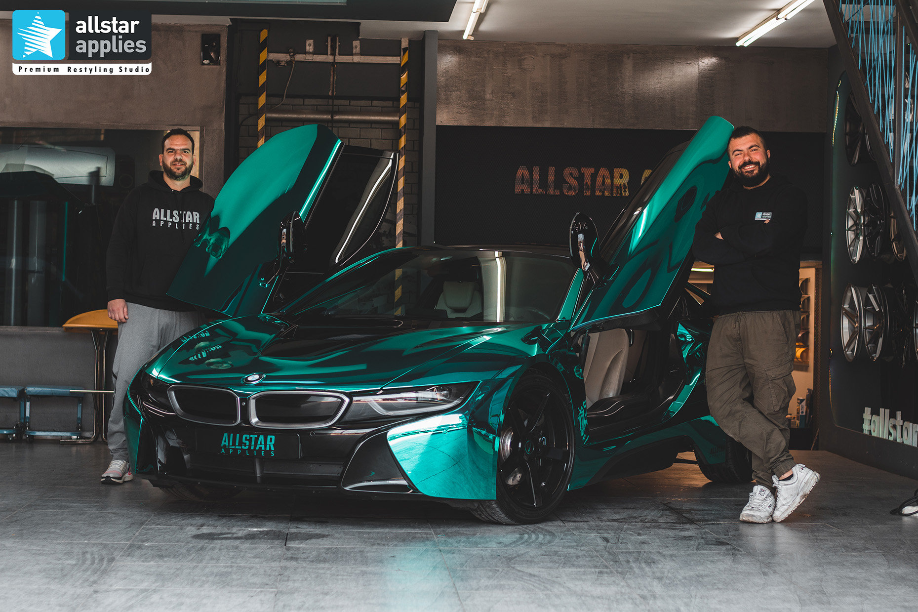 BMW i8 CHROME READY (76)