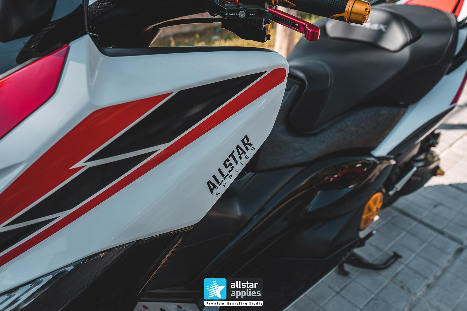 TMAX 500 ALLSTAR APPLIES 11
