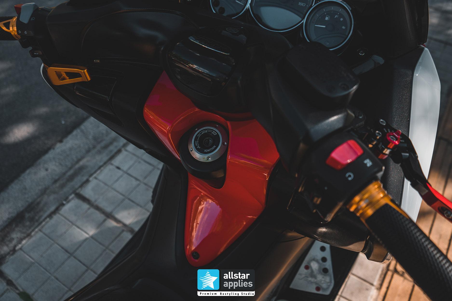 TMAX 500 ALLSTAR APPLIES 17