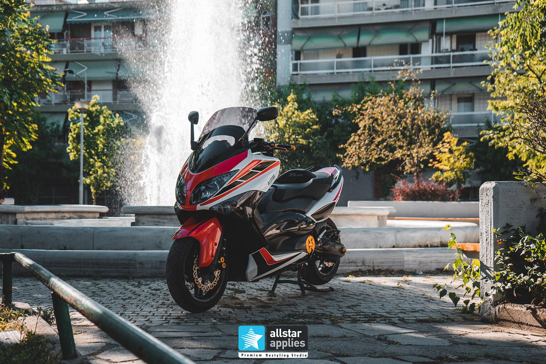 TMAX 500 ALLSTAR APPLIES 19