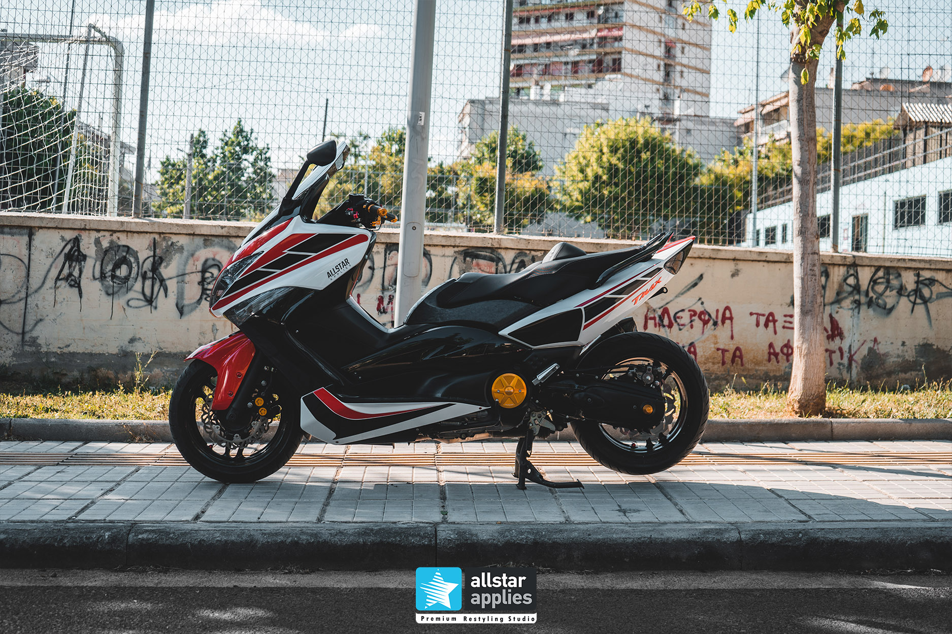 TMAX 500 ALLSTAR APPLIES 5