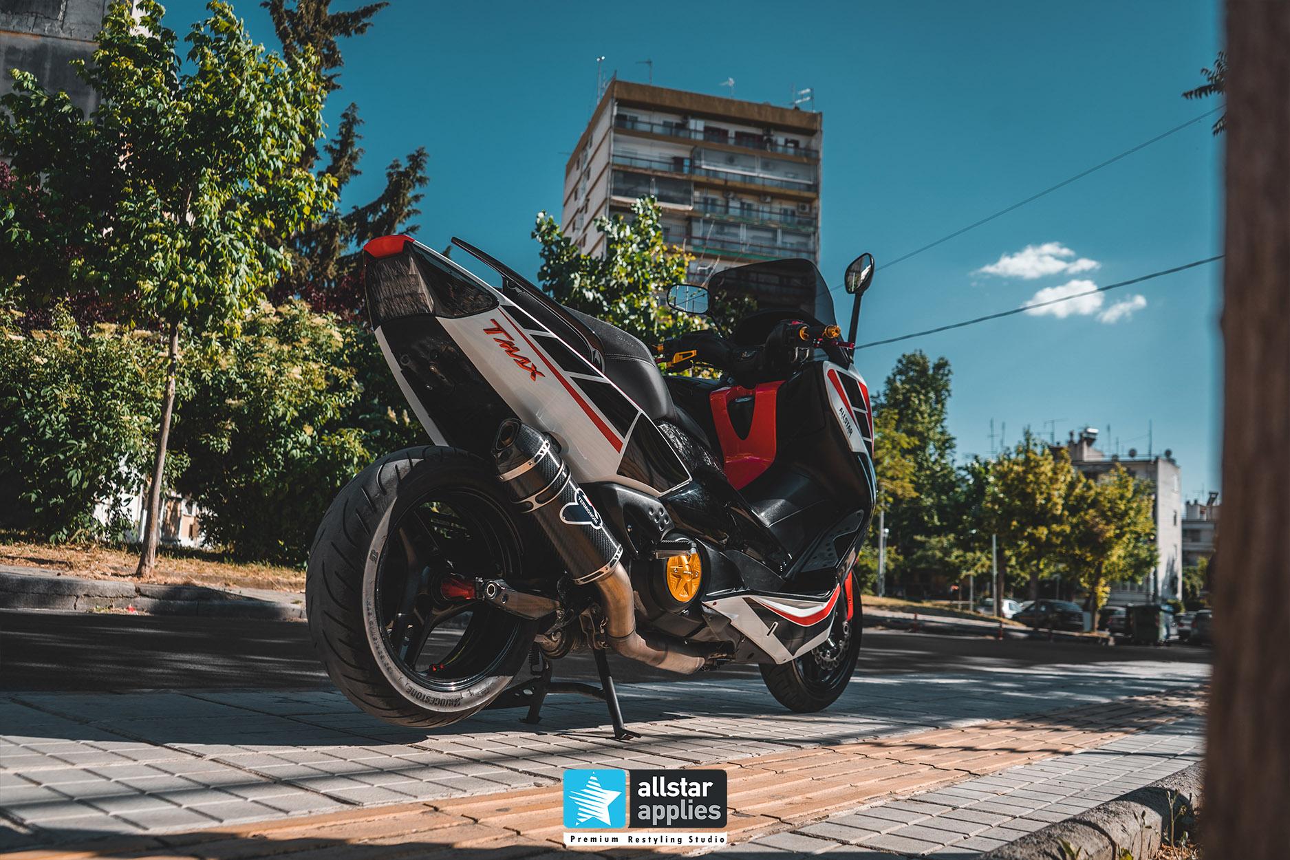 TMAX 500 ALLSTAR APPLIES 9