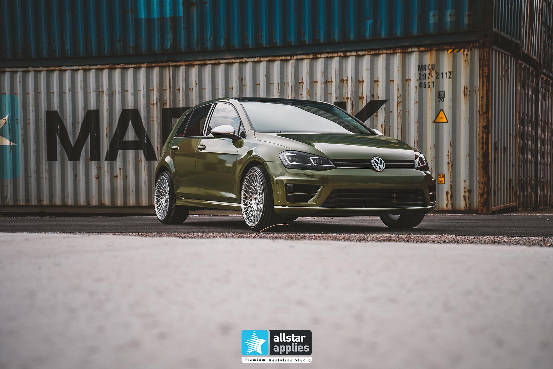 VW GOLF AFENTIK 14