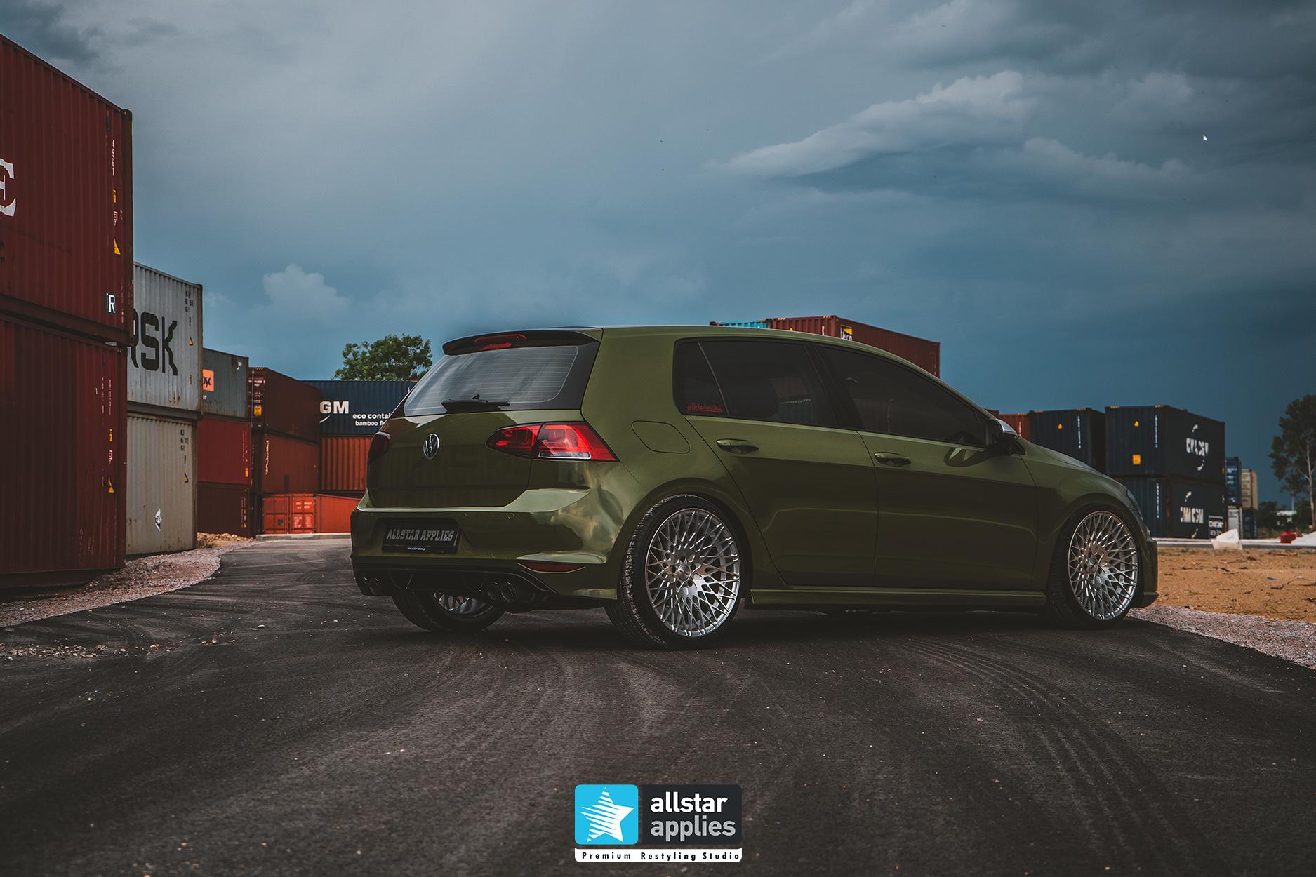 VW GOLF AFENTIK 16