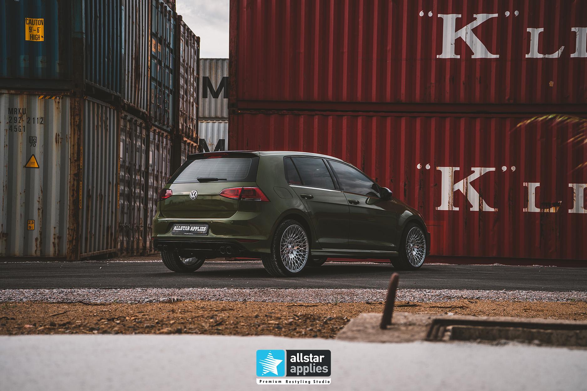 VW GOLF AFENTIK 18