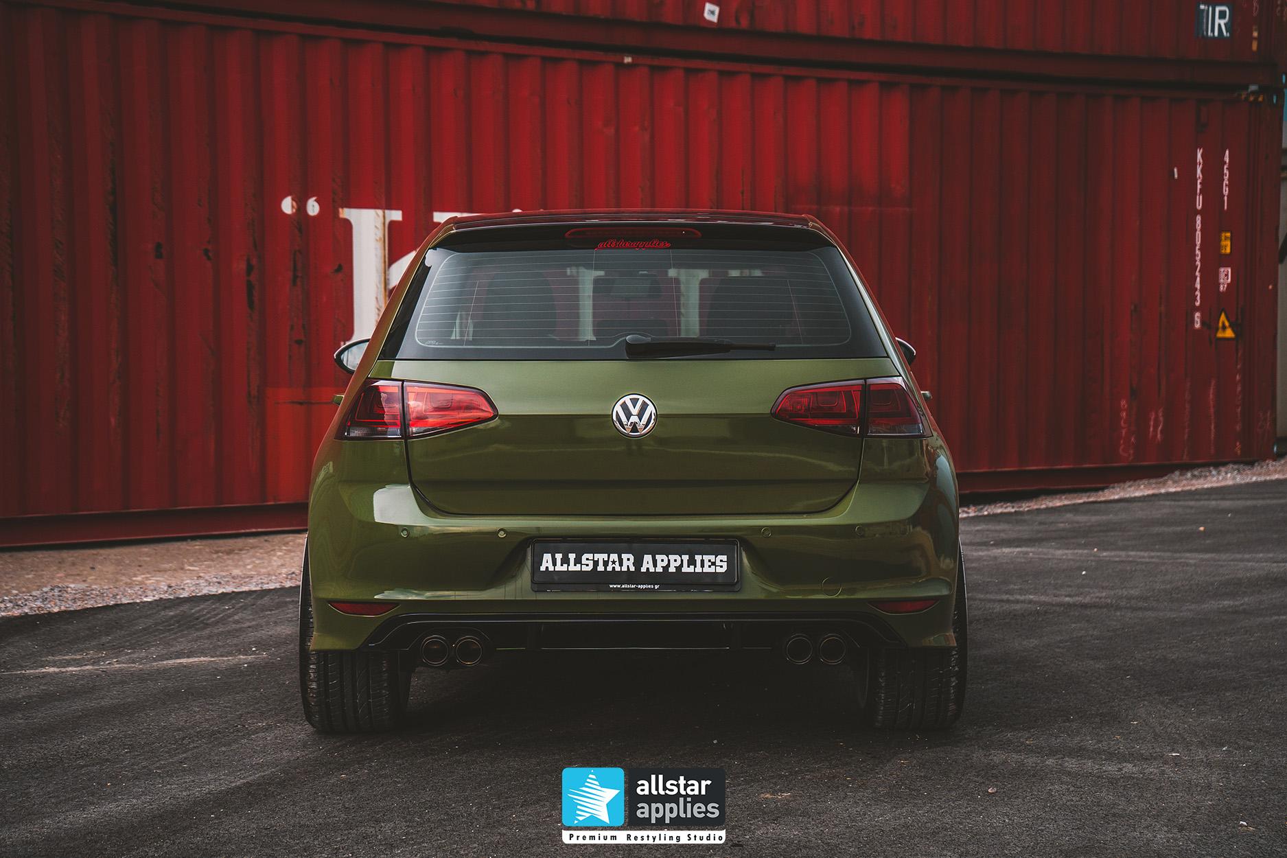 VW GOLF AFENTIK 19