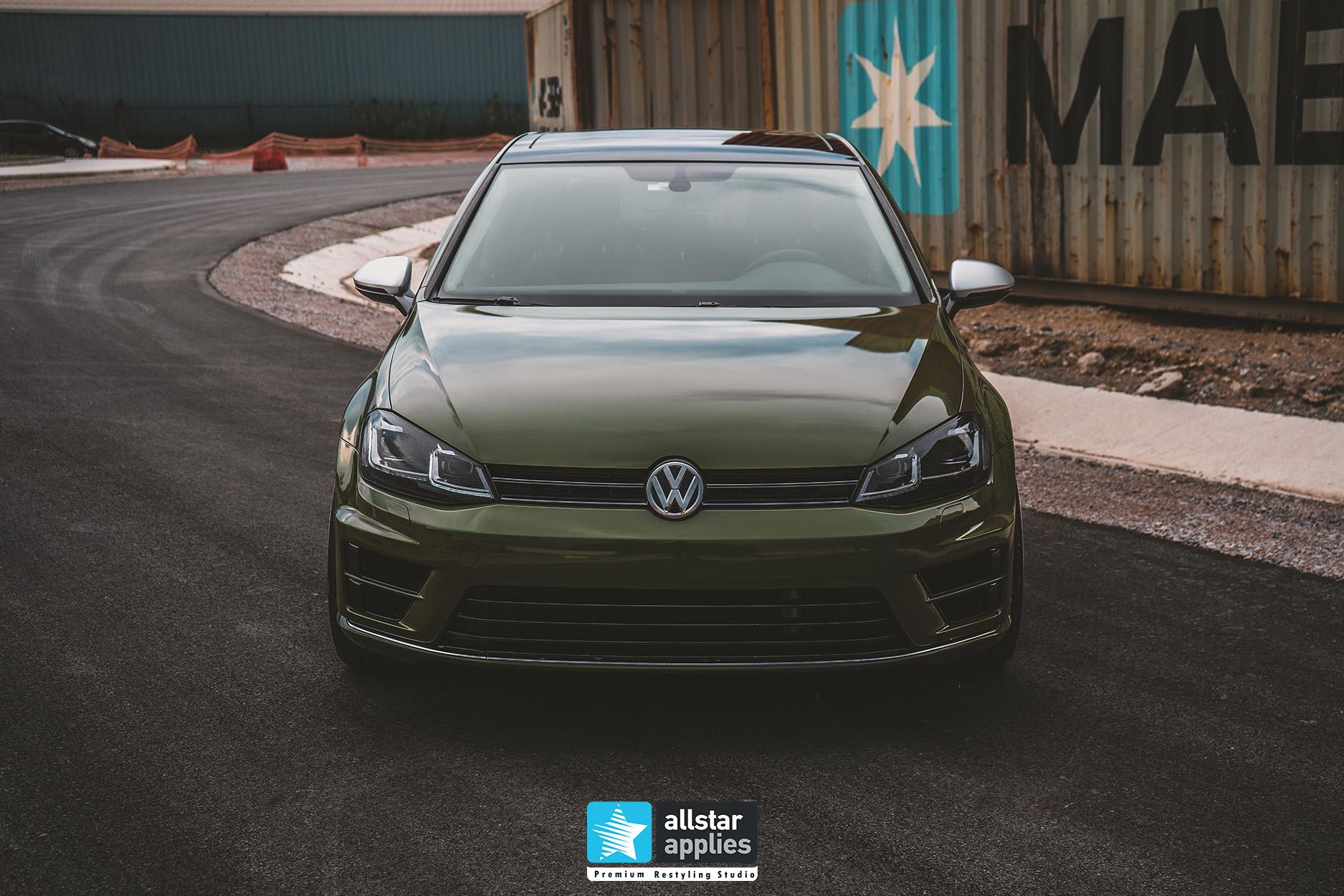 VW GOLF AFENTIK 3