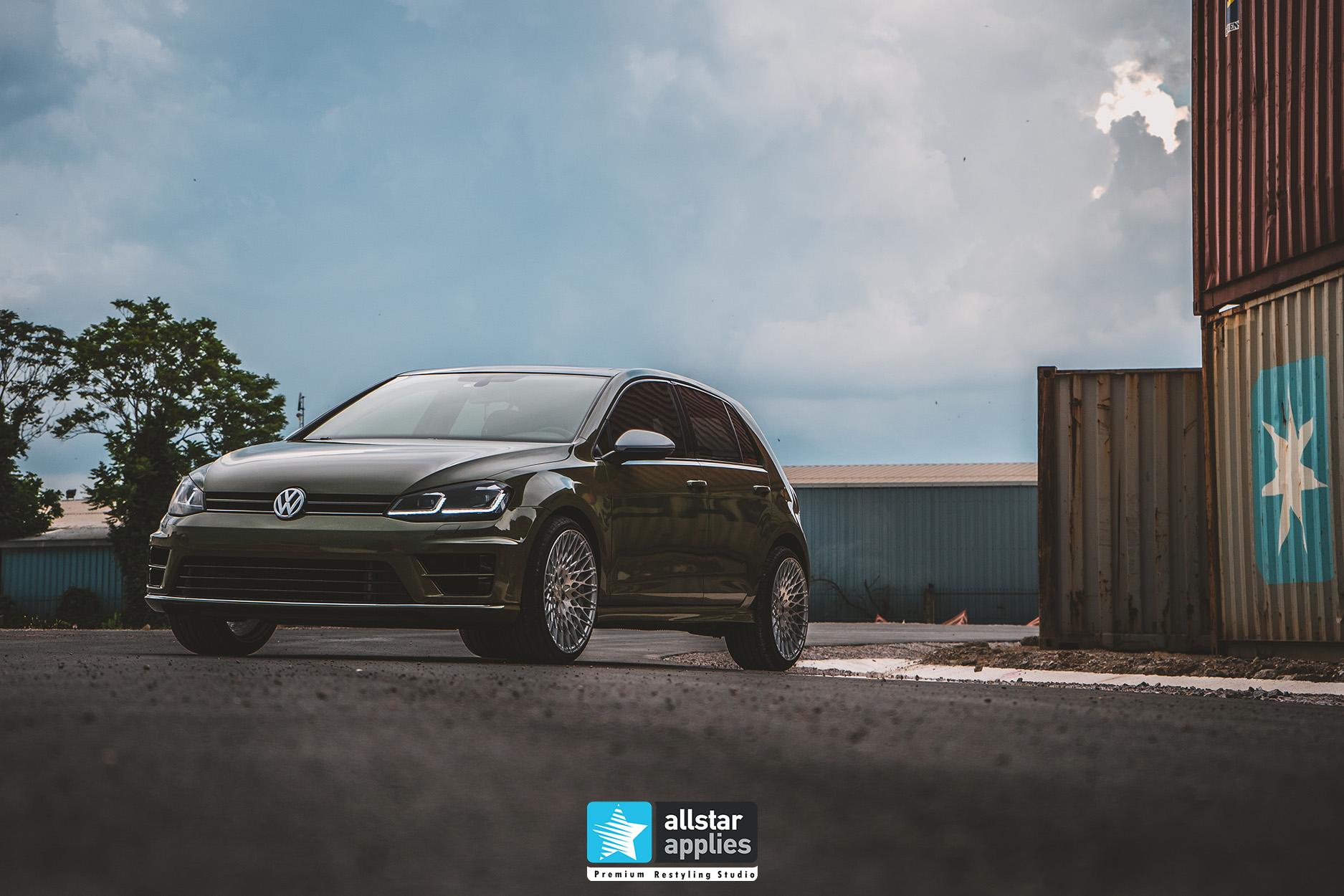 VW GOLF AFENTIK 6
