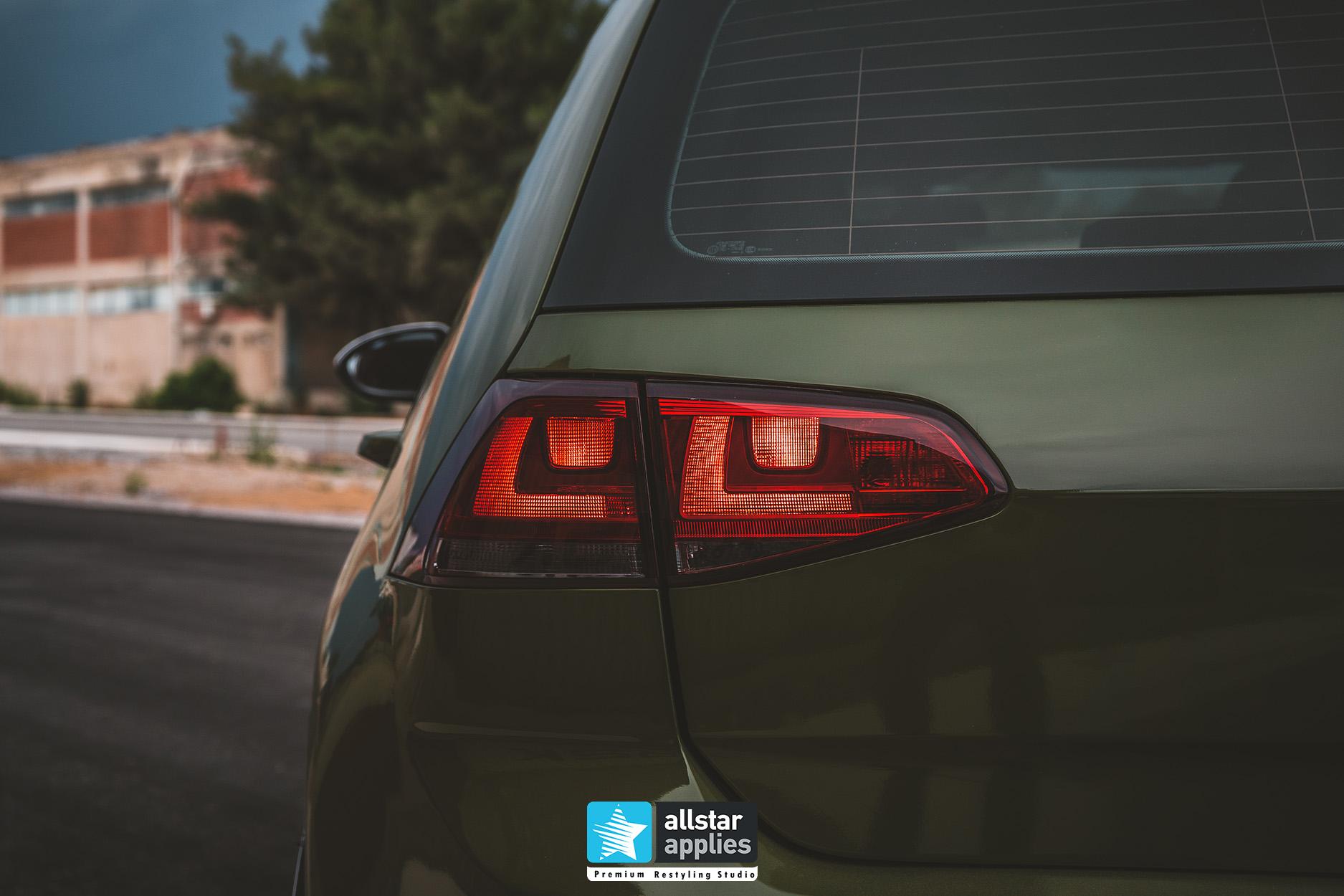 VW GOLF AFENTIK 8