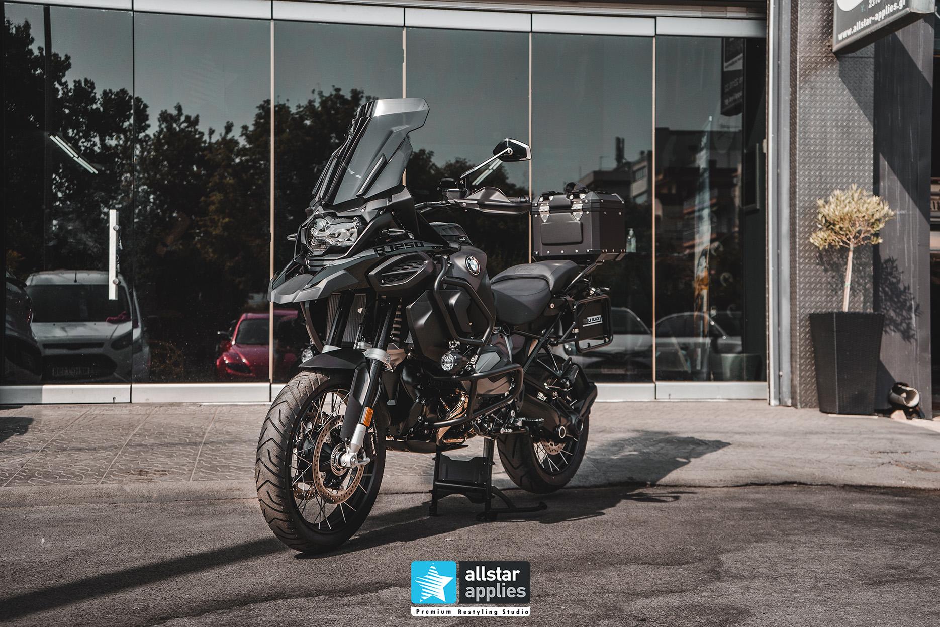 BMW GS1250 2021 CHRISTOS GYROS 1