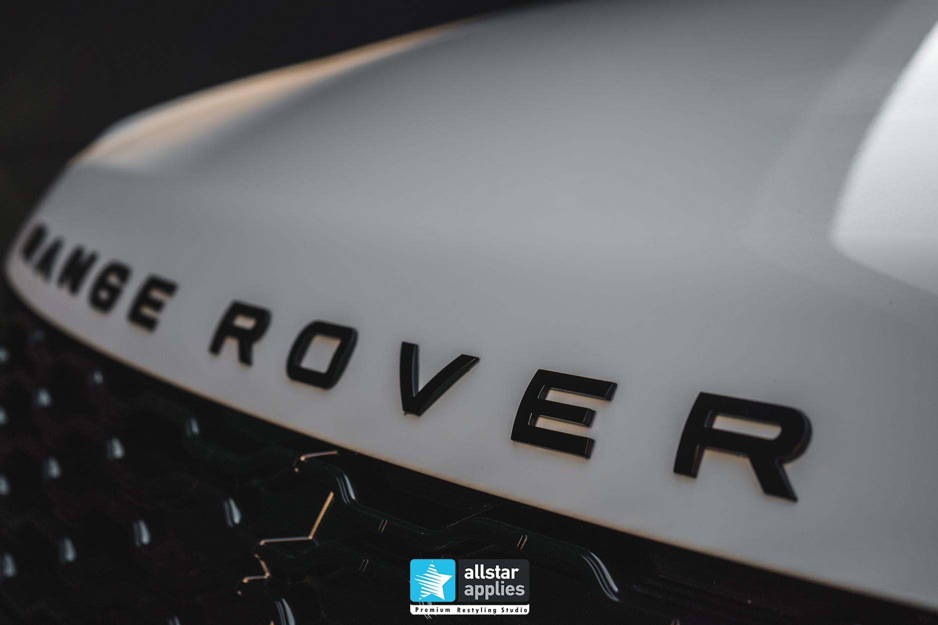 RANGE ROVER SPORT PPF 18