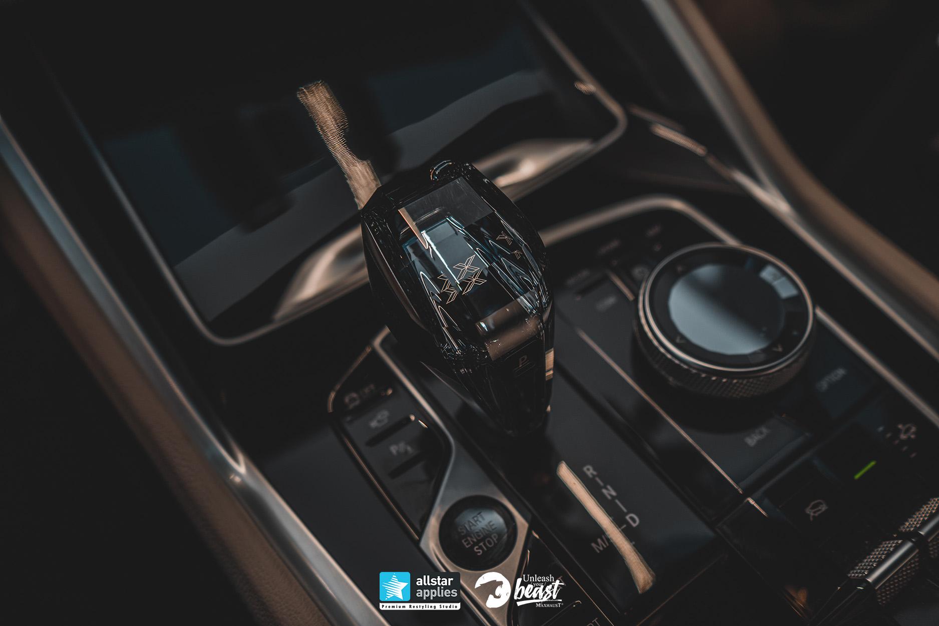 MAXHAUST BMW X6 M50D 2021 1