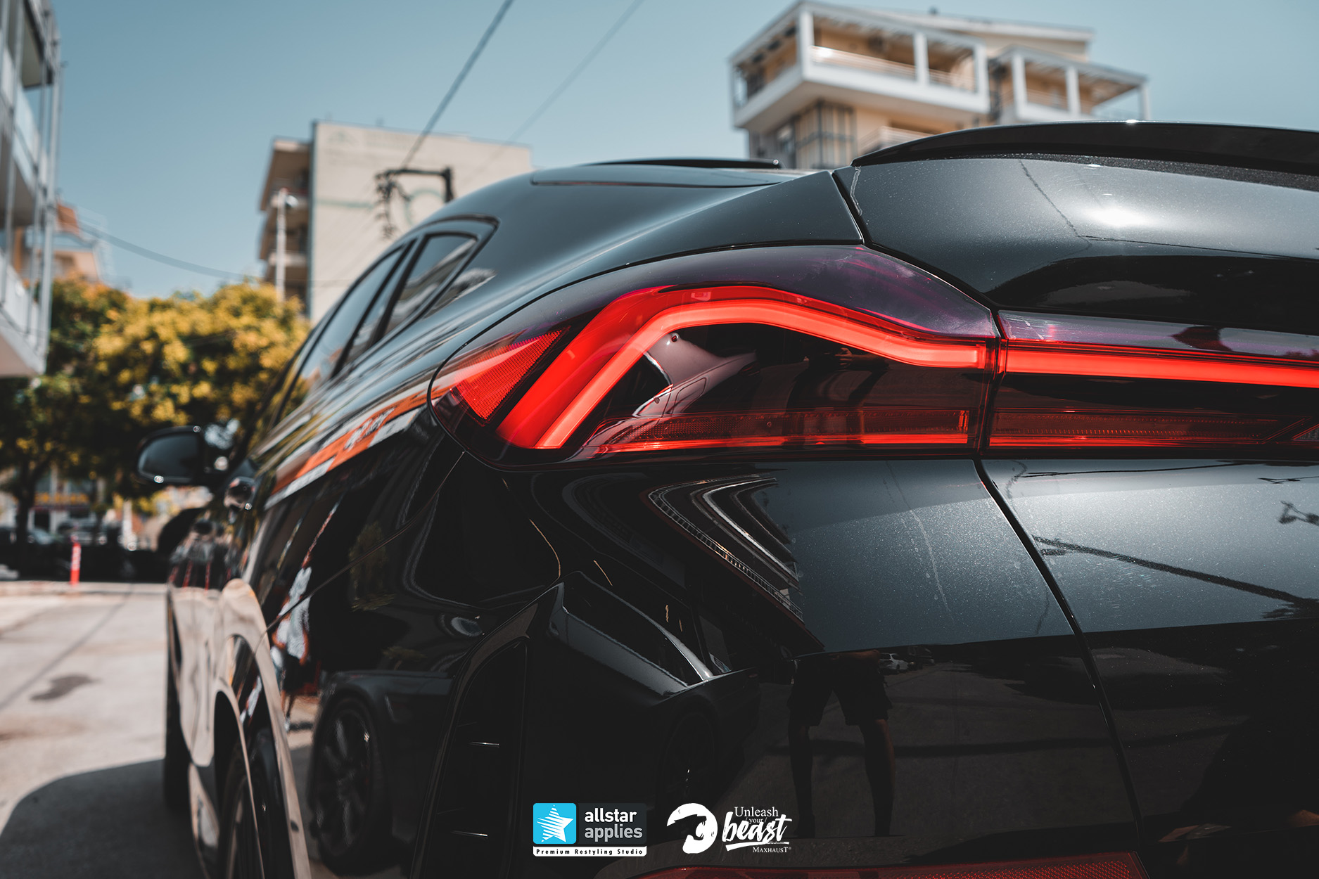 MAXHAUST BMW X6 M50D 2021 10