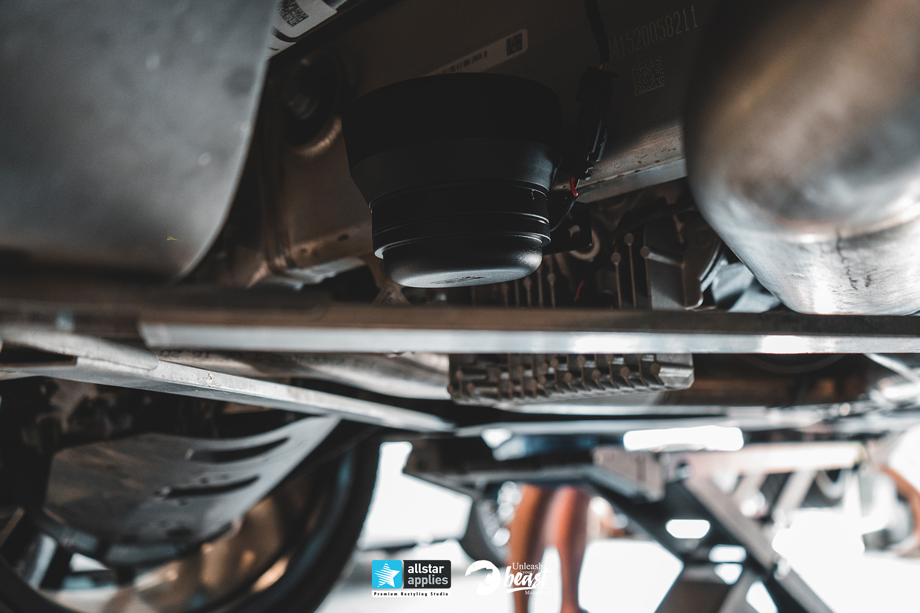 MAXHAUST BMW X6 M50D 2021 5